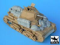 Black Dog 1/35 M13/40 Carro Armato Tank Stowage and Accessories (Tamiya) T35005