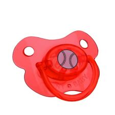 Funny Baby Infant Dummy Pacifier Silicone Smoother Nipple Teether Orthodontic