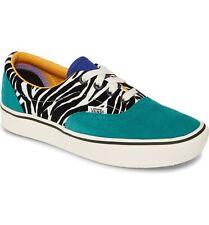 Vans Era ComfyCush Women's Skate Shoes Size 7 Zebra Tidepool Surf The Web