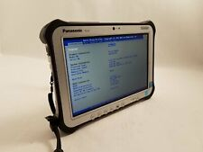 Panasonic ToughPad FZ-G1 Intel i5-4310U 2GHz 8GB RAM No HDD 32760H*Good Touch CC