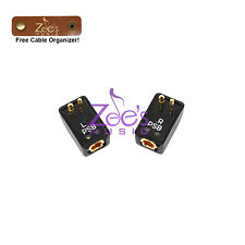 Shure MMCX to Etymotic ER4 ER4P ERR4B ER4PT ER4S ER6I Converter Adapter Adaptor