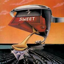 Sweet off The Record LP Vinyl Europe Sony 2018 12 Track LP in Gatefold Sleeve
