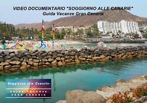 Video Documentario Soggiorno Alle Canarie