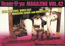 Hamasaki Ayumi Team Ayu Magazine Vol.42