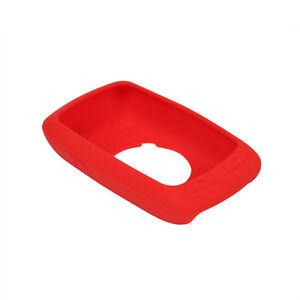 New BMC Red Case Silicone Rubber Case For Gramin Edge 800/810