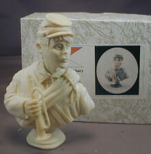 1/9 Scale ACW Boy Trumpeter Confederate or Union  Bust Kit