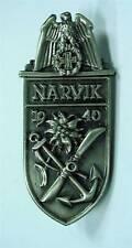 PIN  WEHRMACHT Narvik Schild 1940