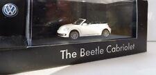 WIKING H0 VW-Beetle Cabriolet Sondermodell weiß