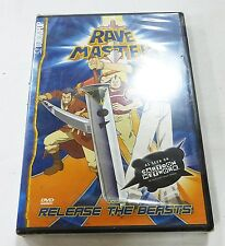 New Rave Master Volume 2 Release The Beasts DVD 2004