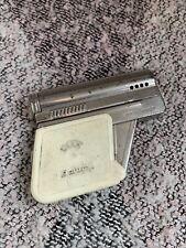 Vintage briquet pistolet IMCO 6900 SUNLITE Autrichien gun lighter occasion