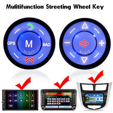 Car Steering Wheel Control DVD Navigation Universal wireless android GPS Button