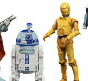 Star Wars Droids C3-PO R2-D2 Target Exclusive PRESALE