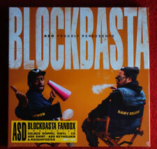 "ASD Afrob Samy Deluxe ""Blockbasta"" Limited Edition Fan Box sealed coloured Vinyl"
