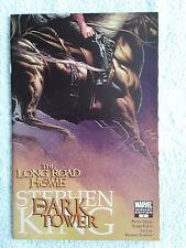 2008 Marvel Dark Tower: The Long Road Home Variant #2 Stephen King VF+