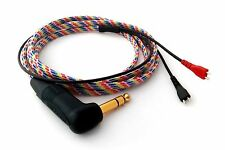 Customcans ravemaster Super Fuerte Sennheiser HD25-1 Cable con conector Neutrik