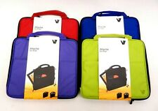 """NEW Carrying Handle Sleeve Case Bag Briefcase+Mouse Pad for Tablet PC Laptop 10"""""""