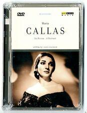 RARE DVD / MARIA CALLAS - FILM DE TONY PALMER (MUSIQUE CONCERT) NEUF BLISTER