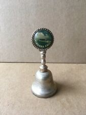 """Vintage Niagara Falls Collector's Bell feat. Maid of the Mist Iv, 3.5"""" Height"""