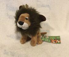 "Stuffins Rudolph The Island Of Misfit Toys KING MOONRACER 6"" Lion Plush CVS 1998"