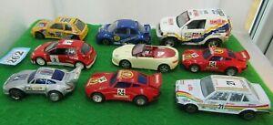 RALLY ART 1/43 Diecast Rally Car 2000 PARIS DAKAR CAIRO No 204 racing BUNDLE