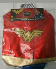 RUBIE'S PET SHOP BOUTIQUE WONDER WOMAN HALLOWEEN COSTUME FOR DOGS - XLARGE  NEW