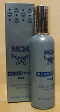 MCM Blue Silver for Men Eau de Toilette 30ml Natural Spray NEU