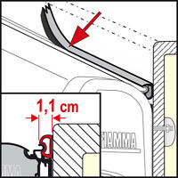 Fiamma Rain Guard S (order required length off the roll)