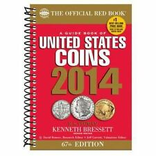 A Guidebook of United States Coins 2014: The Official Red Book (Official Red