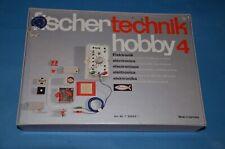 Fischertechnik  Hobby 4 Elektronik TOPP