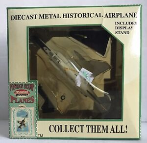 Model Power Postage Stamp Planes 1/145 F-4 PHANTOM II 5384-1