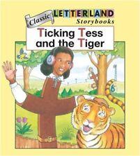 Letterland Storybooks - Ticking Tess (Classic Letterland Storybooks),Stephanie