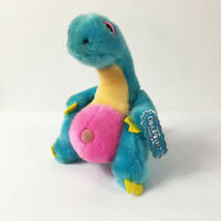 "TB7 Vintage Commonwealth Dinomites Dinosaur Snores Plush 10"" Stuffed Toy Lovey"