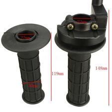 Black Quick Action Twist Throttle Hand Grip&Cable ATV Quad Pit Dirt Bike 110c Q2