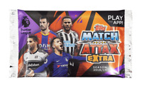 10 x Packs 2018 2019 Match Attax Extra EPL Premier League Soccer Game Cards