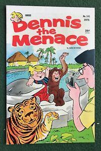 Dennis the Menace #141 Fawcett Bronze Age Hank Ketcham f/vf