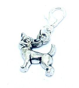Dog Charm Collar Chihuahua Charm Gift Dog Lover Handmade