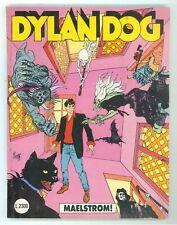 DYLAN DOG MAELSTROM! NUMERO 63 EDIZIONE ORIGINALE DICEMBRE 1991