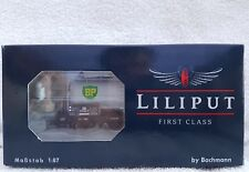 "Liliput bachmann HO L225021 DB, BP ""tankwagen"" in excellent condition"