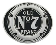 Jack Daniel's OLD 7 GAS CAP BUCKLE (Made in USA) -MSRP$29.99