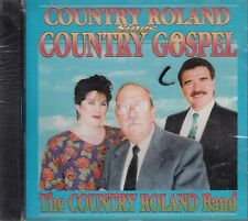 Country Roland Country Gospel The Country Roland Band CD New Nuevo Sealed