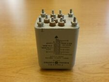 General Electric filament transformer model # 98G104 NOS