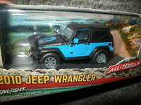 1:43 Greenlight Jeep Wrangler All-Terrain 2010 OVP