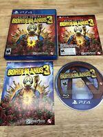 Borderlands 3 Deluxe Edition PlayStation 4 PS4 DLC UNUSED