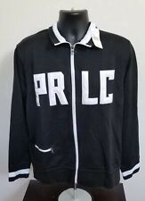 Vintage Polo Ralph Lauren Track Jacket Men's L Embroidered Spell Out NWT PRLC 74