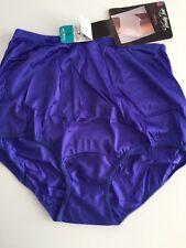 Vintage Silky Purple Vanity Fair Panties~Old stock NWT nylon Antron!