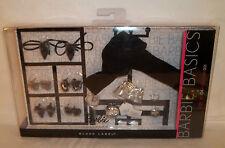 2009 Barbie Basics LOOK No. 04 Black & Silver Collection 001 NRFB B352
