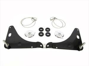 08-19 Dodge Challenger Performance Hood Pin Pins Kit Chrome NEW MOPAR GENUINE OE