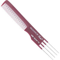 Krest #G8 Goldilocks Burgundy Hair Comb (1-comb)