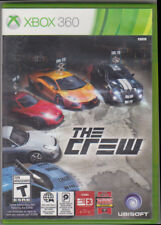 Crew, The (Microsoft Xbox 360, 2014) ~ Used ~ Complete