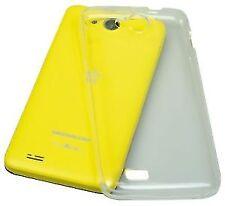 COVER BackCASE MEDIACOM PhonePad G400 Silicone trasparente Custodia M-G400FC